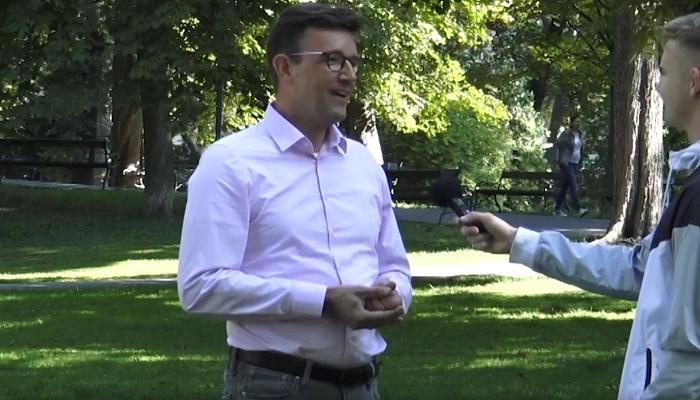 Gemeinderat Graz - du hast die Wahl! Im Talk mit den NEOS